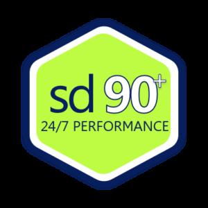 SD 90+